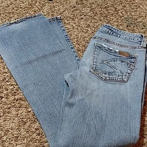 Ailver Lola Distressed Jeans.